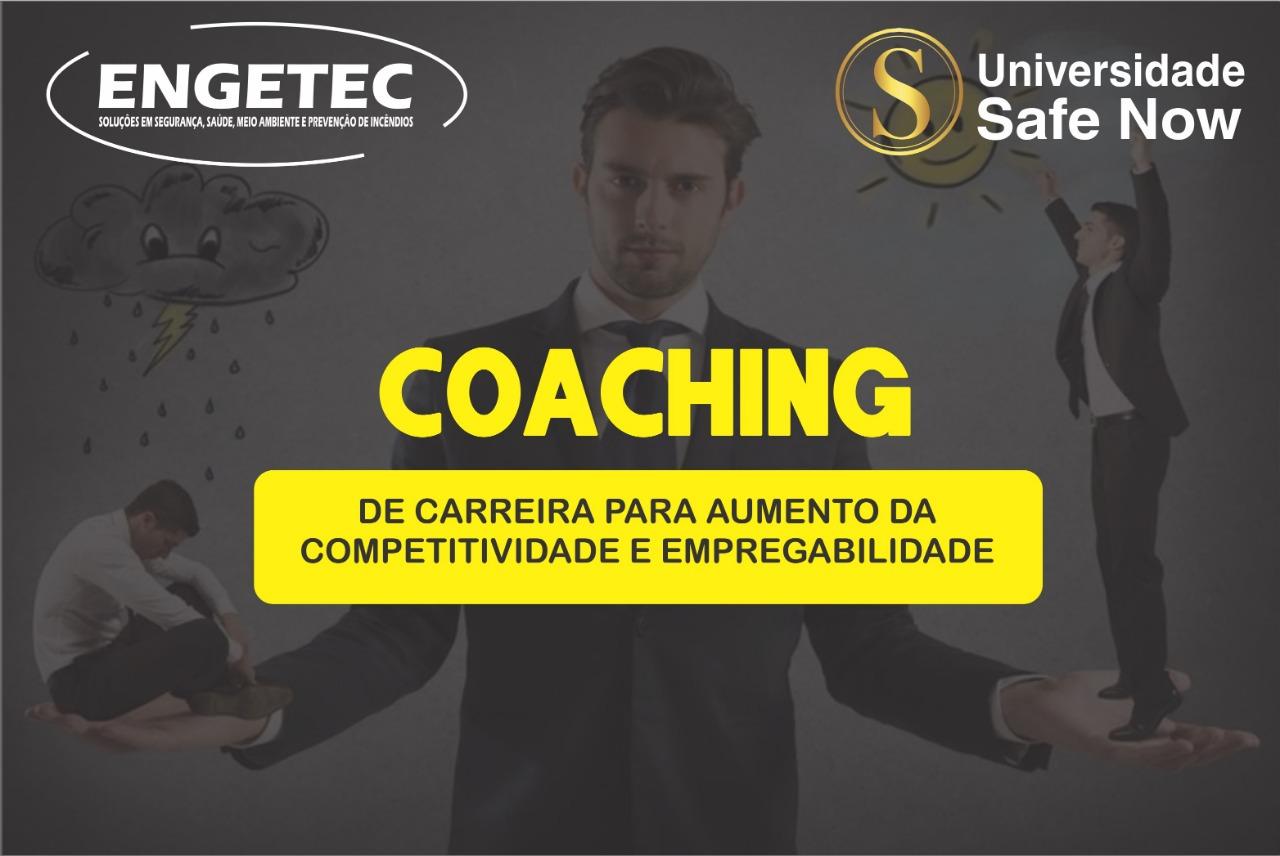 Curso - Coaching de Carreira para aumento da competitividade e empregabilidade