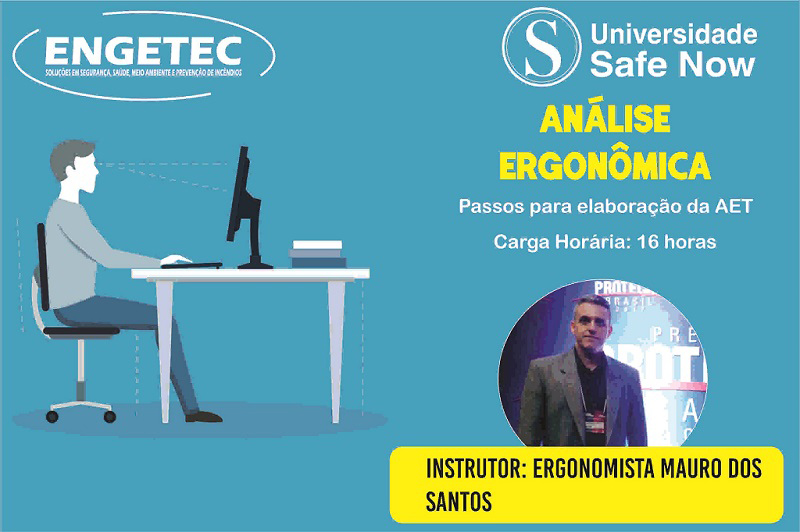Análise Ergonômica - Passos para elaboração da AET
